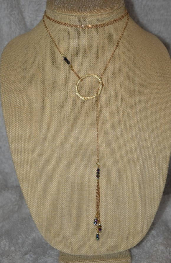 The Wrap Around Lariat