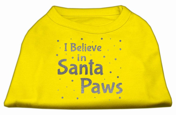 I Believe in Santa Paws -Christmas, Holiday - Pet Shirt - Made in USA