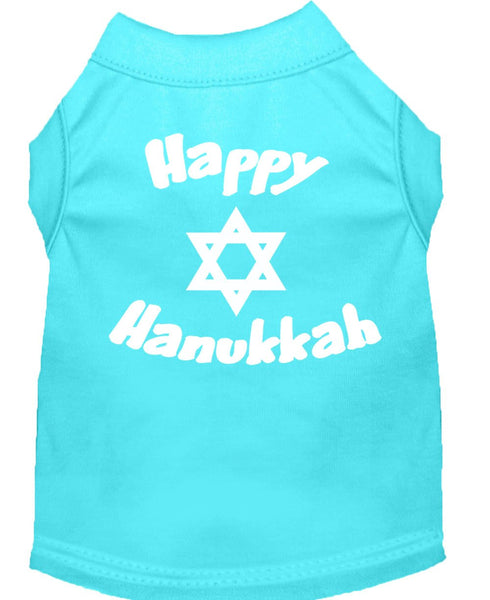 Happy Hanukkah - Religious Holiday themed pet, dog, cat Shirt - Gift