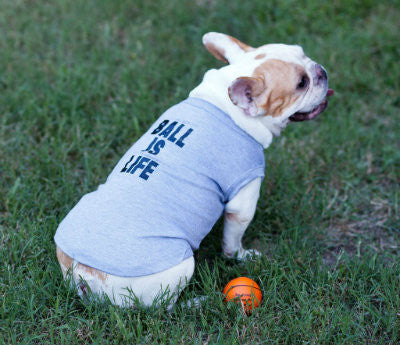 Ball is Life Doggie Tee - Hip Puppy -