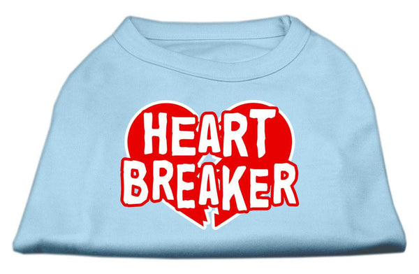 Cute Dog Shirt - Heartbreaker  theme - Quality made in USA