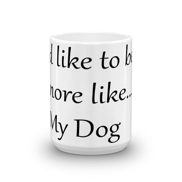Cute, popular pet themed, dog envy - dog lovers quality mug - gift