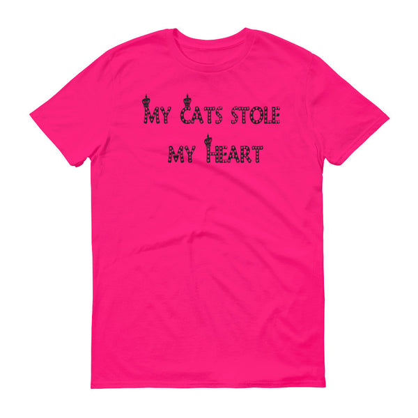 cute cat saying shirt - 100% jersey knit • Pre-shrunk