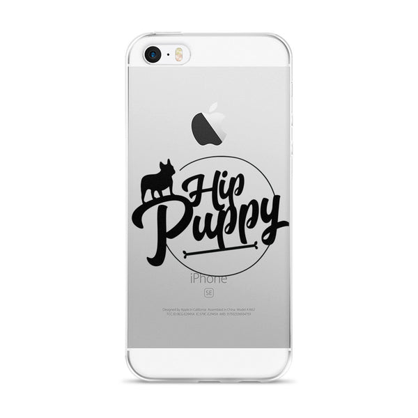 Hip Puppy logo - pet themed Iphone case