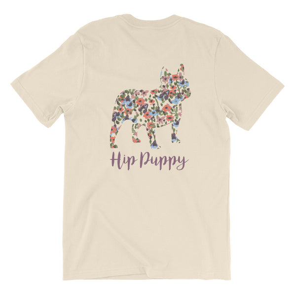 Hip Puppy Signature Floral Tee