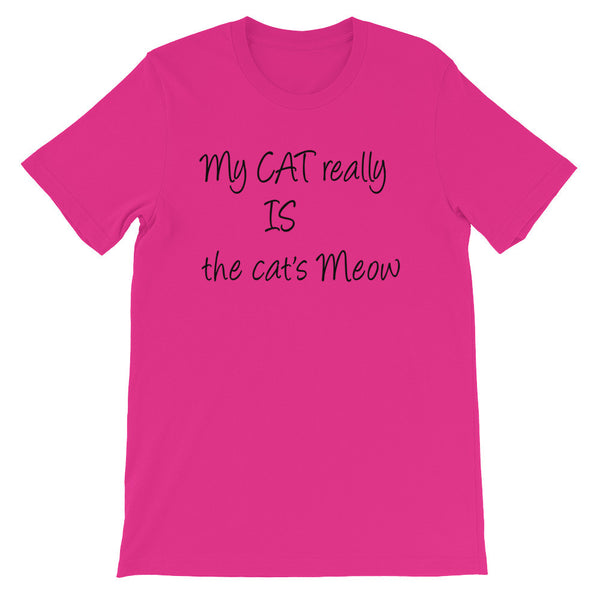 Unique original , cute pet themed Cat themed T shirt - gift