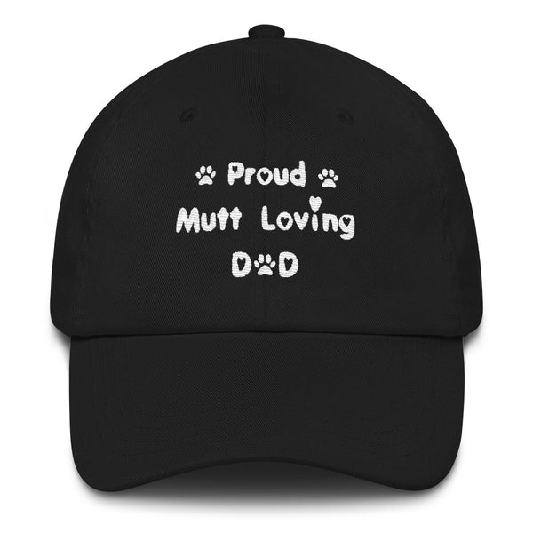 Unique Pet themed - Dog - Mutt lover Baseball cap - hat