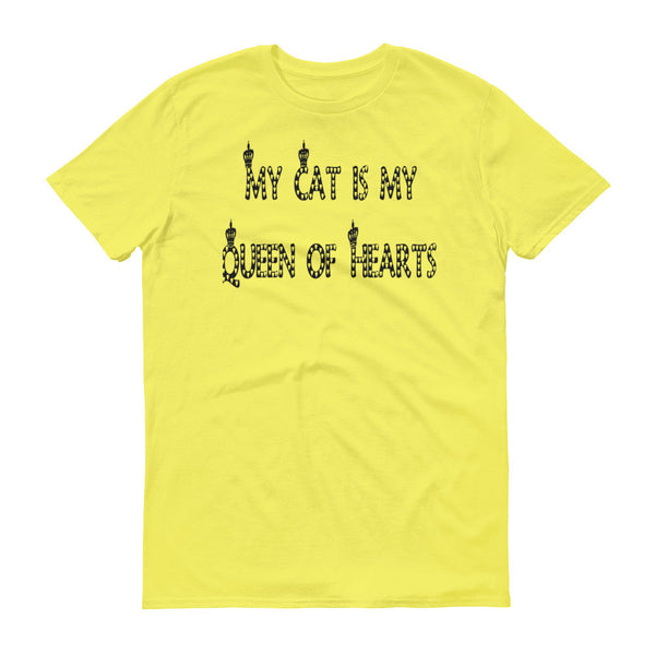 Cute, unique cat lover T shirt - pet themed gift apparel