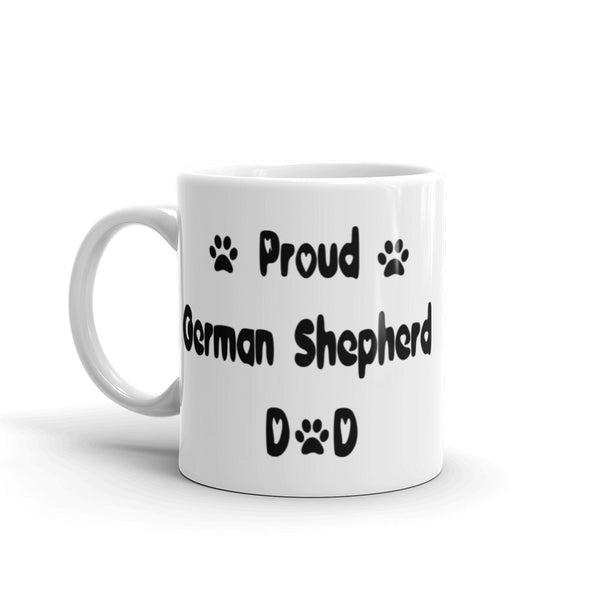 Proud German Shepherd Dad - Mug