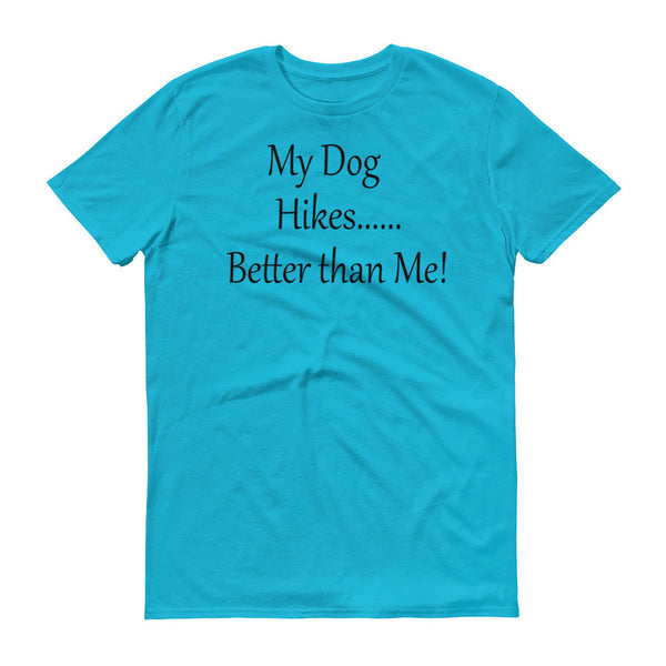 Fun, cute dog saying... 100% ringspun lightweight cotton • Pre-shrunk