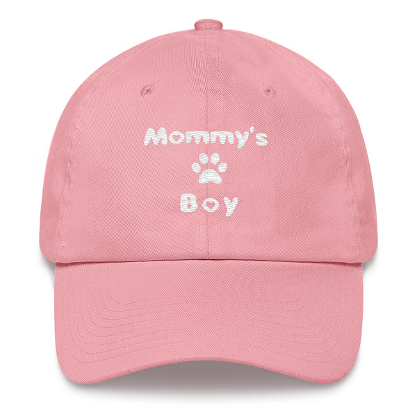 Popular pet themed saying - dog lover Mom baseball cap - hat