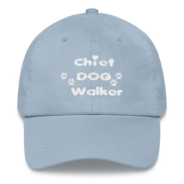 Popular Pet themed Dog Walker baseball cap - hat