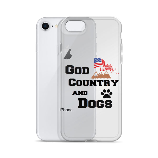 Patriotic themed Iphone case