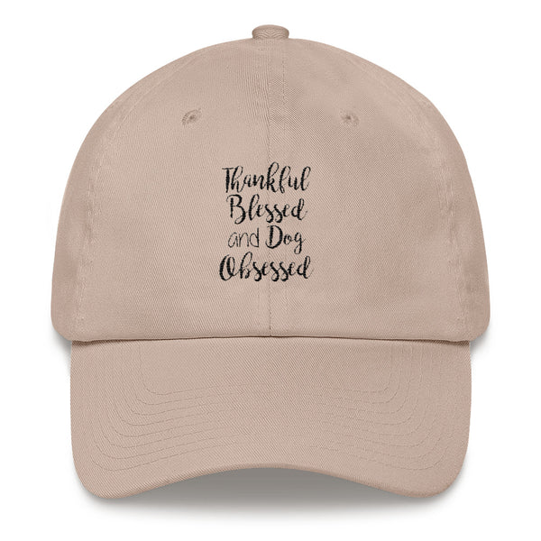 Unique popular pet themed - Dog obsessed Unisex baseball cap - hat