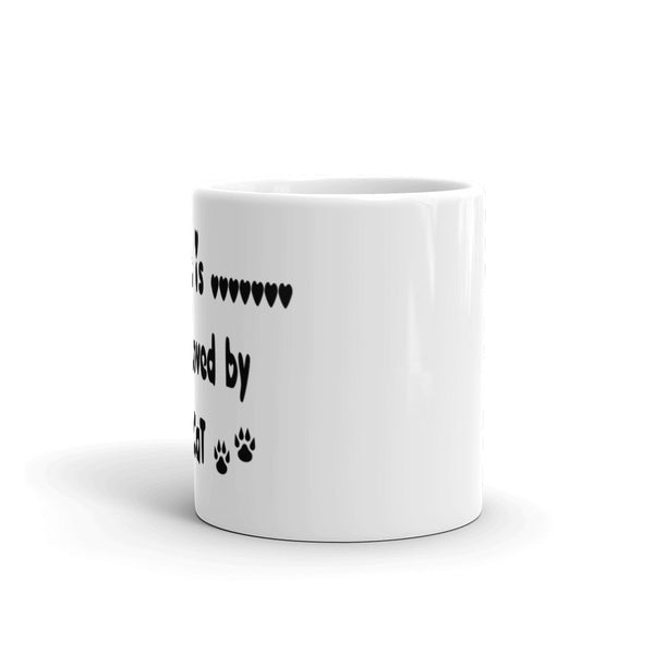 Cat lover gift - coffee mug