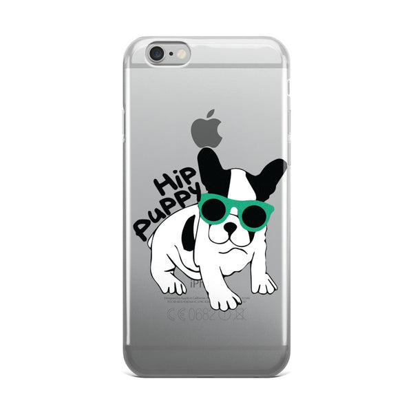 Hip Puppy logoed - pet themed Iphone case