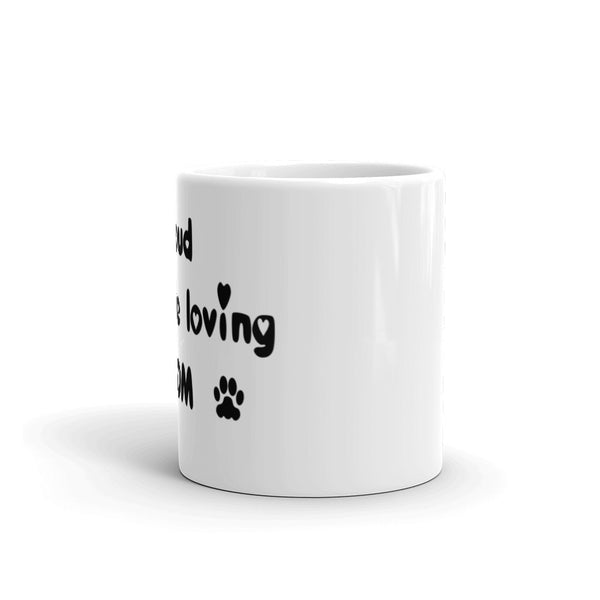 Proud Siamese loving Mom - Mug