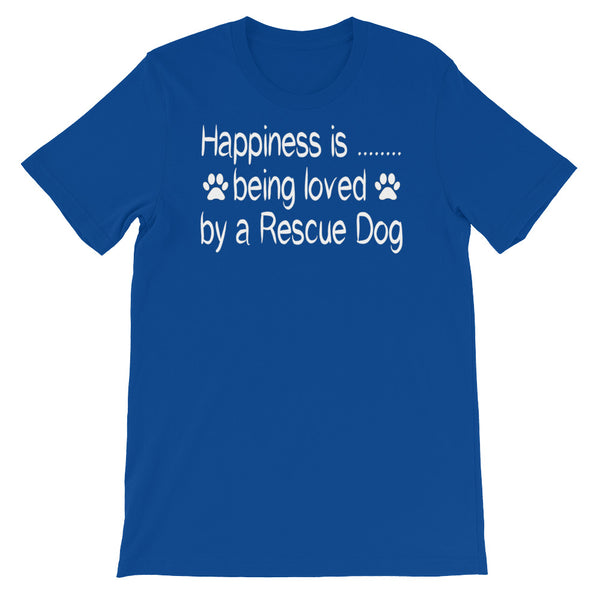 Rescue Dog themed - Unisex T shirt