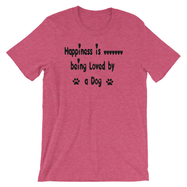 Dog lover blessed T shirt -  gift