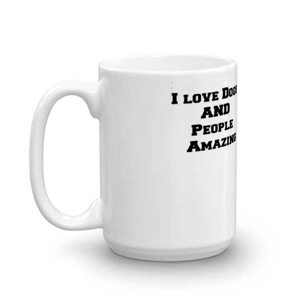 , pet , dog themed saying Coffee mug cup - gift