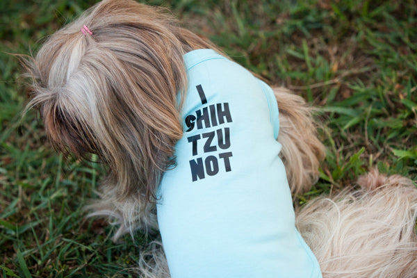I Shih Tzu Not Doggie Tee