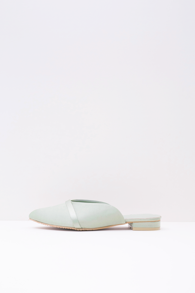 MARIA Slip On Mint Green