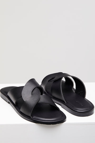 EMERY Sandal Black