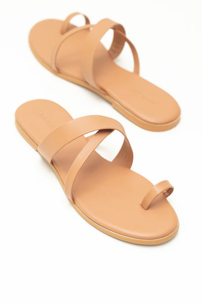 Sadie Sandal Honey