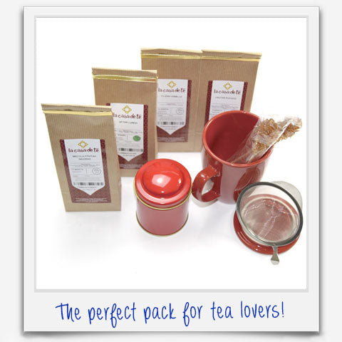 The perfect pack for tea lovers