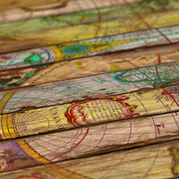 Around the World in Thirteen Maps | Artwork details
