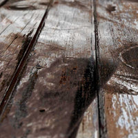 Three Horses - Industrial style, Reclaimed wood art, detail3