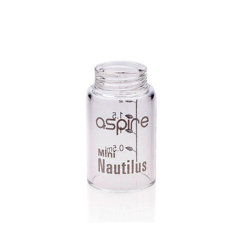 ASPIRE NAUTILUS REPLACEMENT GLASS (5ML)