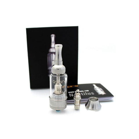 ASPIRE NAUTILUS CLEAROMIZER - Valor Distributions
