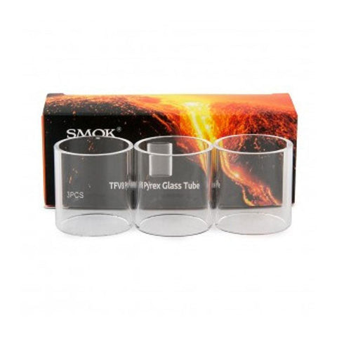 SMOK TFV8 REPLACEMENT GLASS (3 PACK) - Valor Distributions