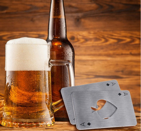 Bottle Opener - Ace <br> (2 Pack) - Bar Stop Canada - 1