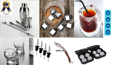 Home Bartender Starter Bundle