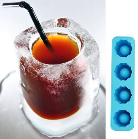 Ice Maker - Ice Shot Glass <br>(2 Pack) - Bar Stop Canada - 1