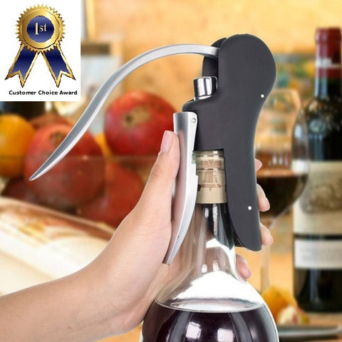 Bottle Opener (Professional)<br><b>WINE MASTER</b> - Bar Stop Canada - 1