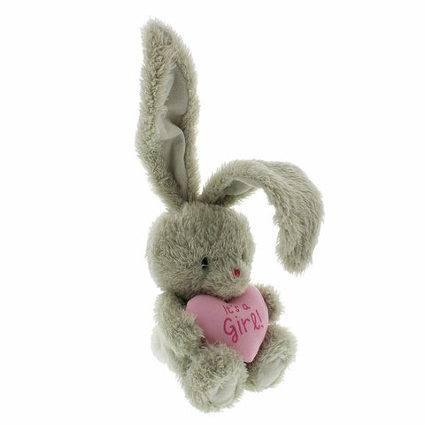 Bebunni Rabbit Plush Baby Girl Gift - A perfect me to you gift - hanrattycraftsgifts.co.uk