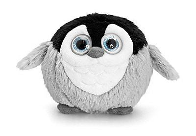 10cm Adoraball Penguin Grey - hanrattycraftsgifts.co.uk