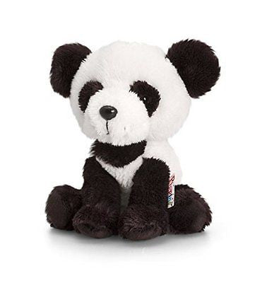 Keel Toys 14 cm Pippins Panda - hanrattycraftsgifts.co.uk