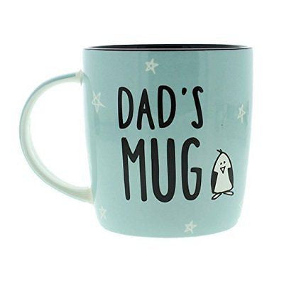 Eggcellent Dad Gift Ceramic Mug - hanrattycraftsgifts.co.uk