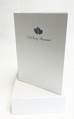 Wedding Planner Perfect Engagement Present Notepad Tabs Book Ringbinder - hanrattycraftsgifts.co.uk
