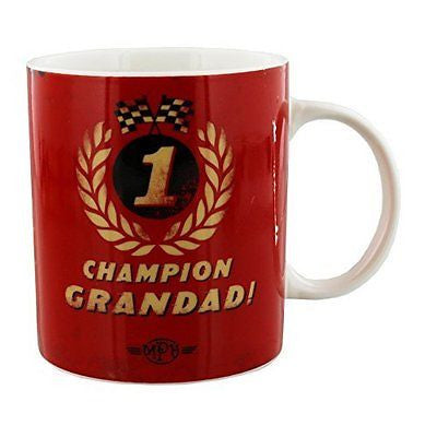 Grandad Gift Vintage Style Coffee or Tea Mug Gift - Champion Grandad