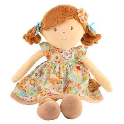 Bonikka Flower Doll Orange - hanrattycraftsgifts.co.uk