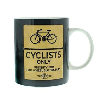 Motor Power Hardware Mug - Cyclists Only - hanrattycraftsgifts.co.uk
