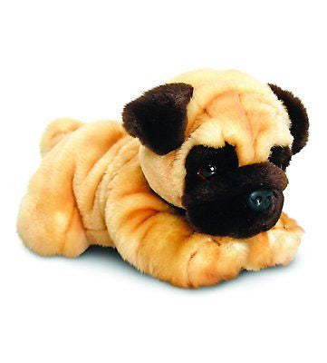 Keel 30Cm Pug by Keel - hanrattycraftsgifts.co.uk