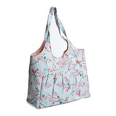 Hobby Gift MR4743/198 | Tweet Print Soft Tote Bag | 40x70x10cm - hanrattycraftsgifts.co.uk