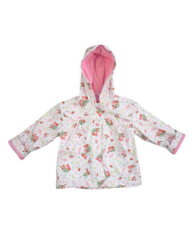POWELL CRAFT OWL AND PUSSYCAT PRINT RAINCOAT  Shower Mac Age 4-5Years - hanrattycraftsgifts.co.uk
