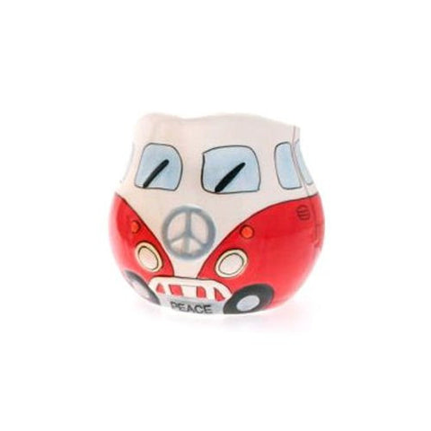 Camper Van Jug Red